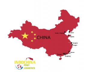 Các cảng biển chính tại Trung Quốc - Indochinalines