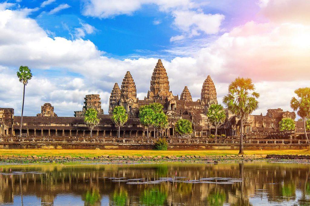 Vận chuyển hàng hoá từ Việt Nam đi Cambodia