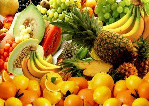 vận chuyển trái cây bằng đường hàng không