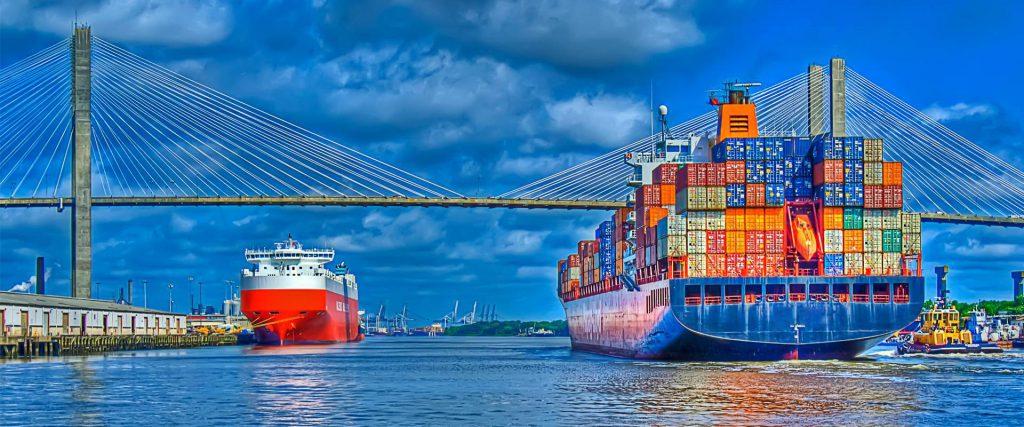 Vận chuyển hàng đi nước ngoài bằng đường biển từ A đến Z