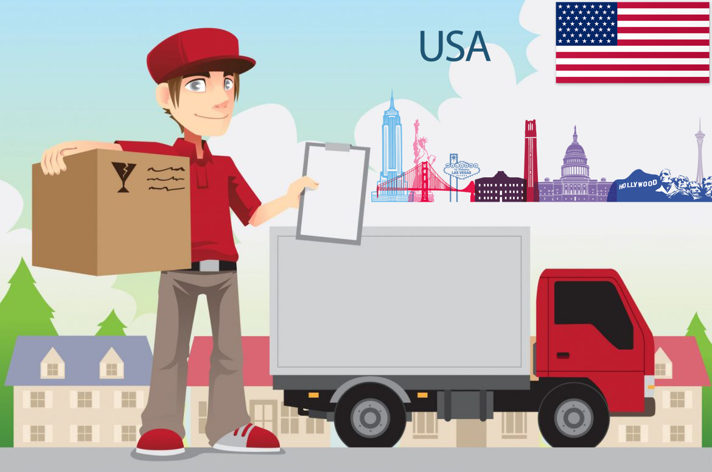 Dịch vụ gửi khẩu trang, găng tay đi Hoa Kỳ