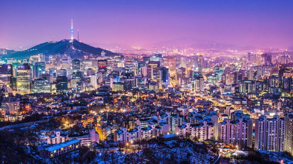 Chuyển phát nhanh hàng hóa từ Vũng Tàu đi Hàn Quốc