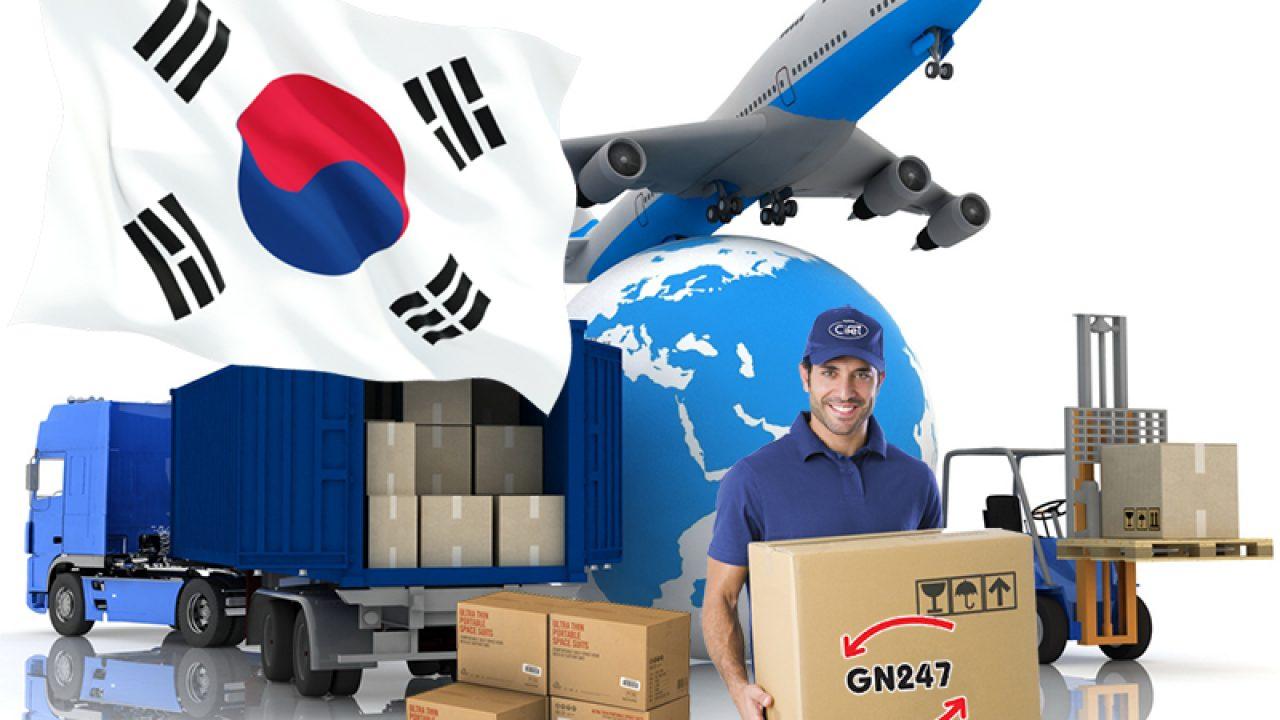 Indochinalines cung cấp dịch vụ mua hộ hàng hoá từ Hàn Quốc về Việt Nam