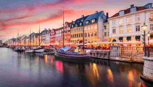 Vận chuyển hàng hóa đi Đan Mạch