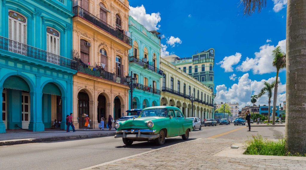 Vận chuyển hàng hóa từ Việt Nam đi Cuba