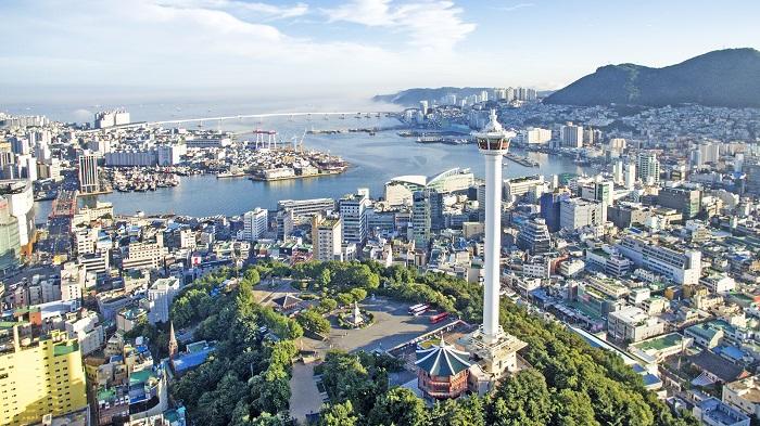 Dịch vụ gửi hàng hóa đi Busan