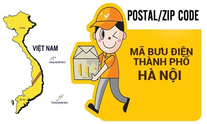 Mã bưu điện Hà Nội