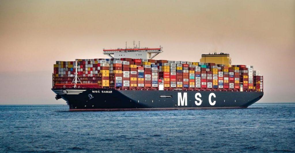 Tàu Maersk Essen