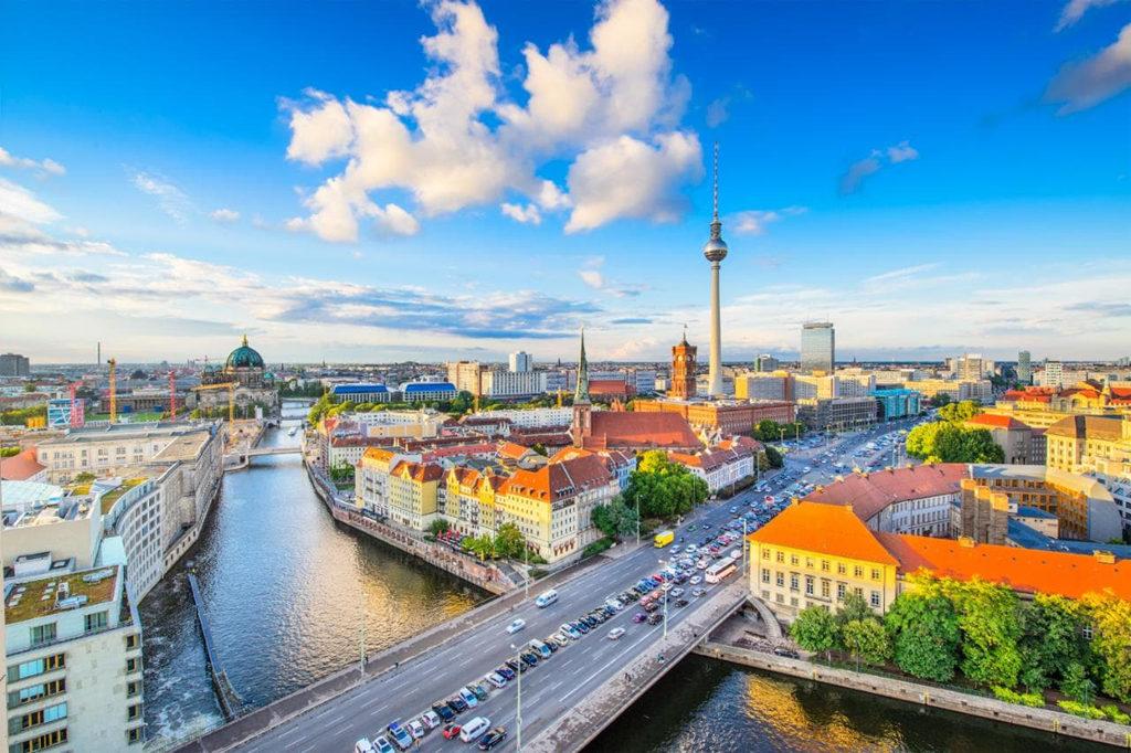 Vận chuyển hàng hóa đi Đức nhanh chóng, chi phí tiết kiệm