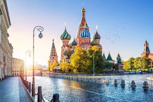 Vận chuyển quà tết đi Nga