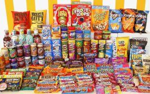 Thủ tục hải quan nhập khẩu bánh kẹo