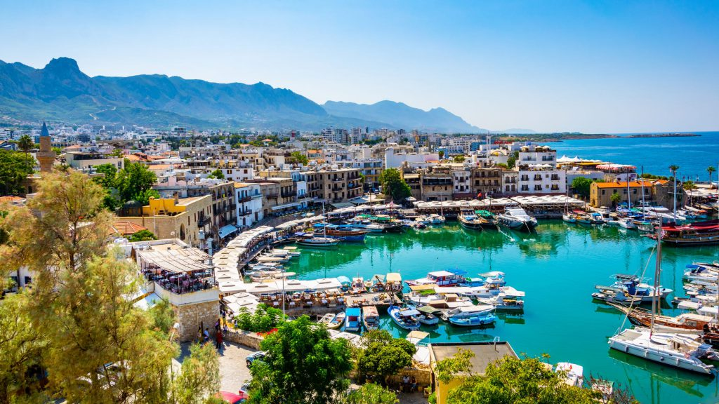 Chuyển phát nhanh hàng hóa từ Thái Bình đi Cyprus