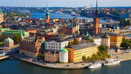 Gửi hàng đi Thụy Điển không còn khó khăn