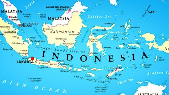 Vận chuyển hàng hóa từ Hà Nội đi Indonesia