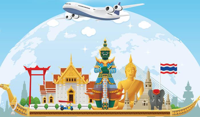 Nhận order hàng hóa từ Thái Lan về Việt Nam