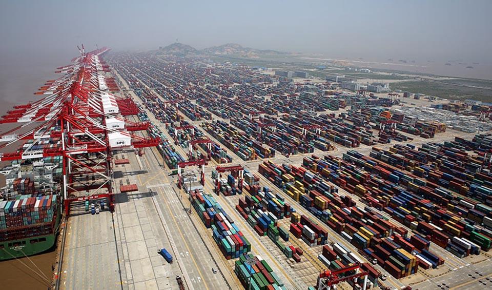 Cảng Nansha